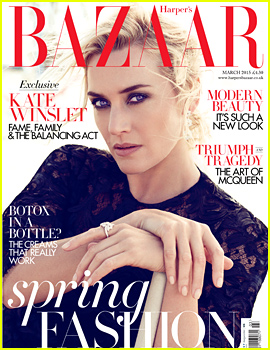 Kate Winslet on If She's Had Botox: 'Oh F-ck No!'