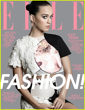 Katy Perry to 'Elle': Taylor Swift Is the Media's 'Sweetheart'