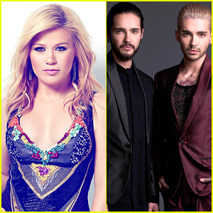 Kelly Clarkson Has Never Heard Tokio Hotel's 'Run Run Run'