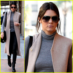 Kendall Jenner Didn't Get Invited to Kim Kardashian's 'Fifty Shades' Screening