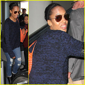 Kerry Washington Heads to the Nation's Capital For Something Big