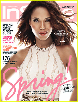 Kerry Washington Responds to 'InStyle' Skin Lightening Concerns, Magazine Also Responds