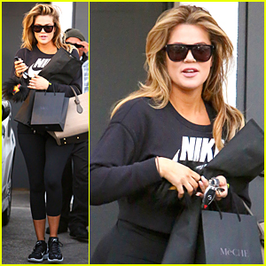 Khloe Kardashian Goes Even More Blonde Than Before!