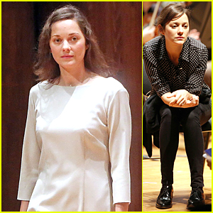 Marion Cotillard Becomes Joan of Arc in Monaco Musical Show