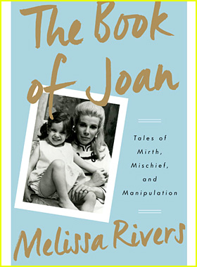 Melissa Rivers Releasing 'The Book of Joan' in Mother's Memory