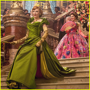 'Cinderella' Gets A New Trailer & Stills Before Opening On March 13th!