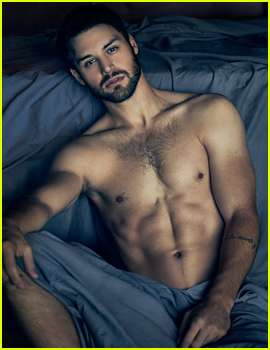 Boy Next Door's Ryan Guzman Gets Naked for Cancer Research