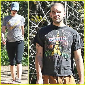 Scarlett Johansson & Husband Romain Dauriac Buy Los Feliz Home For Almost $4 Million