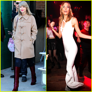 Taylor Swift & Karlie Kloss Play Vogue's Best Best Friends Game