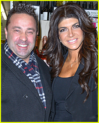 Teresa & Joe Giudice Spending Valentine's Day Together In Prison?
