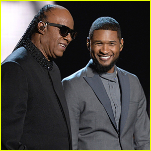 Usher Performs Stevie Wonder's 'If It's Magic' at Grammys 2015 (Video)