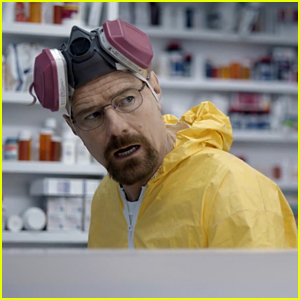 Walter White in Esurance Super Bowl Commercial 2015 (Video)