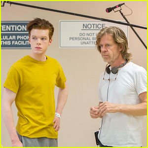 William H. Macy Makes 'Shameless' Directorial Debut - Exclusive Behind-the-Scenes Photos!