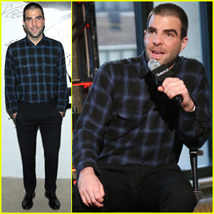 Zachary Quinto Talks Psychological Dynamics of 'The Slap'