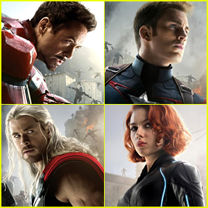 'Avengers: Age of Ultron' Final Trailer Released - Watch Now!
