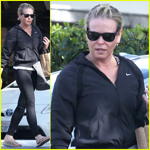 Chelsea Handler Steps Out for Errands in Bel-Air Following Nude 'Esquire' Cover Reveal!