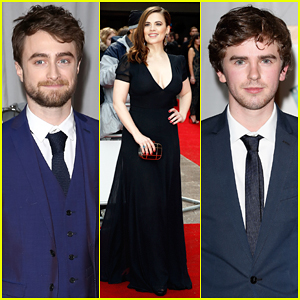Daniel Radcliffe Suits Up to Present at London's Jameson Empire Awards 2015!