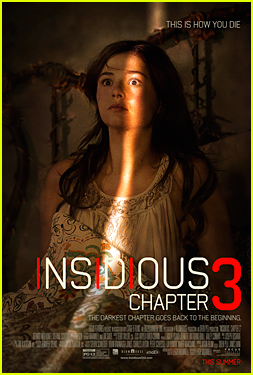 'Insidious: Chapter 3' Gets Scary Real Fast In New Teaser Trailer - Watch Now!