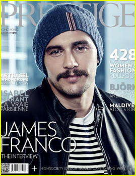 James Franco Explains What He Seeks to Express Through His Films