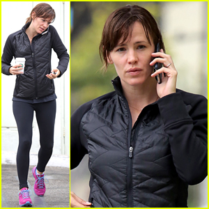 Jennifer Garner Says It's Her Turn to Work