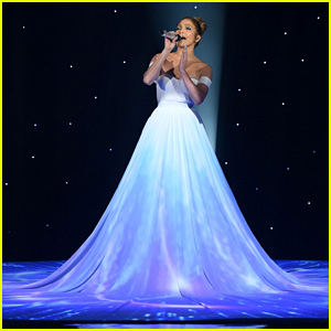Jennifer Lopez Dons Biggest Princess Dress Ever During 'Feel the Light' Performance on 'American Idol' - Watch Now!