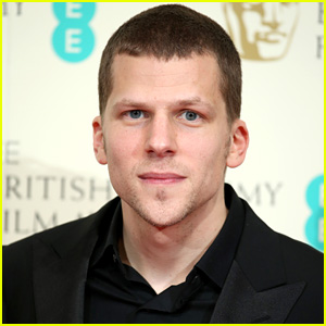 Check Out First Look Photo of Jesse Eisenberg as Lex Luther!