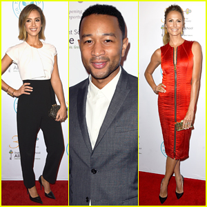 Jessica Alba, John Legend, & Stacy Keibler Step Out for Good Cause at Impact Awards Gala 2015!