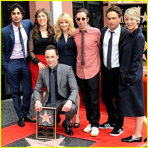 Jim Parsons Makes a 'Big Bang' on Hollywood Walk of Fame!