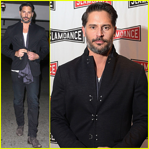 Joe Manganiello Moderates 'Jake the Snake' Doc Q&A for Slamdance Cinema Club!