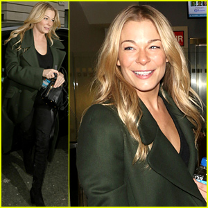 LeAnn Rimes Sends Sweet Homesick Message to Her Husband & Step Kids at Home