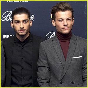 Louis Tomlinson Breaks Silence After Zayn Malik's One Direction Exit