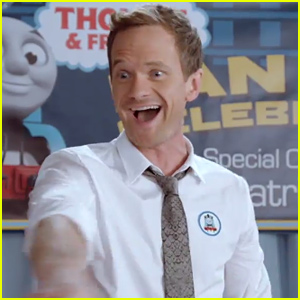 Neil Patrick Harris Schools Little Kids on 'Thomas the Tank Engine' Facts in Hilarious Video - Watch Now!