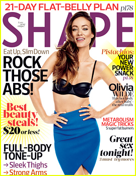 Olivia Wilde on Her Post-Baby Body: 'I'm a Mother & I Look Like One'