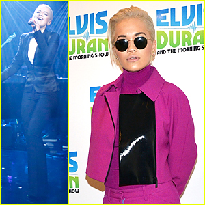 Rita Ora Sings With Tons of Soul About 'New York Raining' - Watch Now!