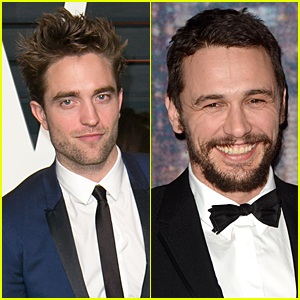 Robert Pattinson & James Franco Sign Up For 'The Trap'