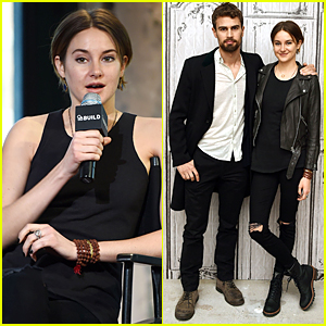 Shailene Woodley Explains Why She Loves to Eat Bone Broth - Watch Now!
