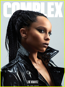 Zoe Kravitz Opens Up on Her Scary Anorexia Battle