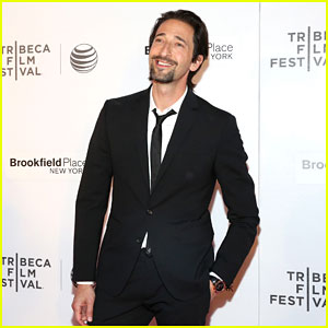 Adrien Brody Brings 'Backtrack' to the Tribeca Film Festival