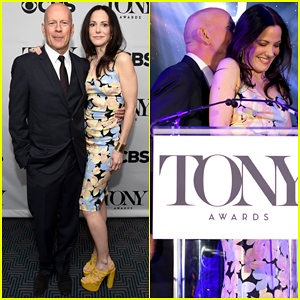 Bruce Willis & Mary-Louise Parker Announce Tony Awards 2015 Nominations - Watch Here!