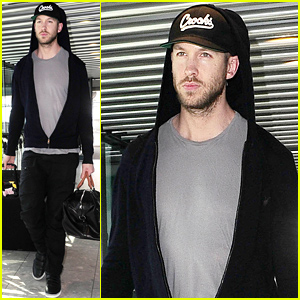 Calvin Harris Pays Rihanna a Compliment Over 'We Found Love'