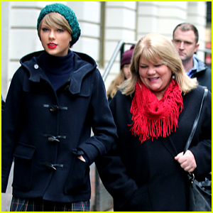 Celebrities & Fans Send Taylor Swift & Mom Andrea Support & Love After Cancer Diagnosis