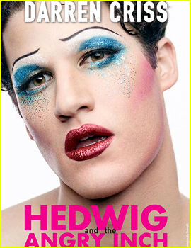 Darren Criss Debuts His 'Hedwig & the Angry Inch' Look!