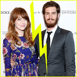 Are Emma Stone & Andrew Garfield On a Break?