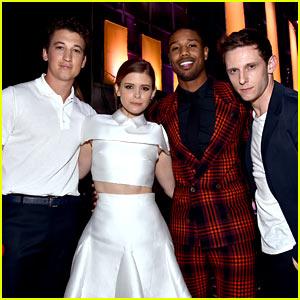 'Fantastic Four' Cast Takes the Stage at MTV Movie Awards!