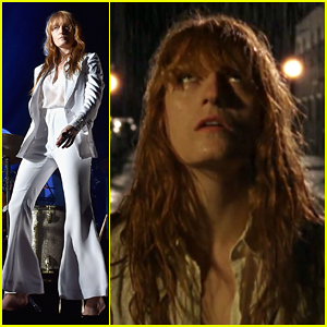 Florence + the Machine Premieres 'Ship to Wreck' Music Video After Hitting The Stage at Coachella!