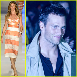 Gisele Bundchen Walks Her Final Runway, Tom Brady Watches from Front Row!