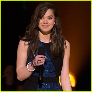 Hailee Steinfeld Signs On for 'Break My Heart 1,000 Times'