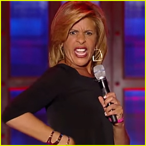 Hoda Kotb Struts Her Stuff for 'Baby Got Back' on 'Lip Sync Battle' - Watch Now!