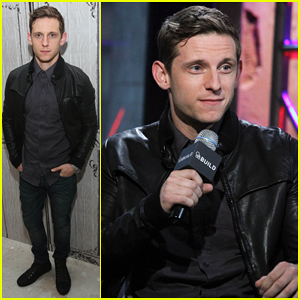 Jamie Bell Talks 'Turn: Washington Spies' with AOL Build!