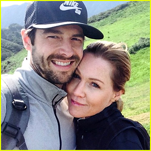 Jennie Garth Is Engaged to David Abrams!